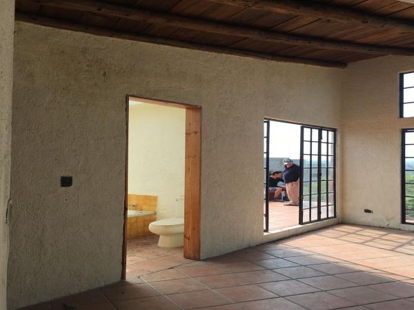 acceso a baño y terraza